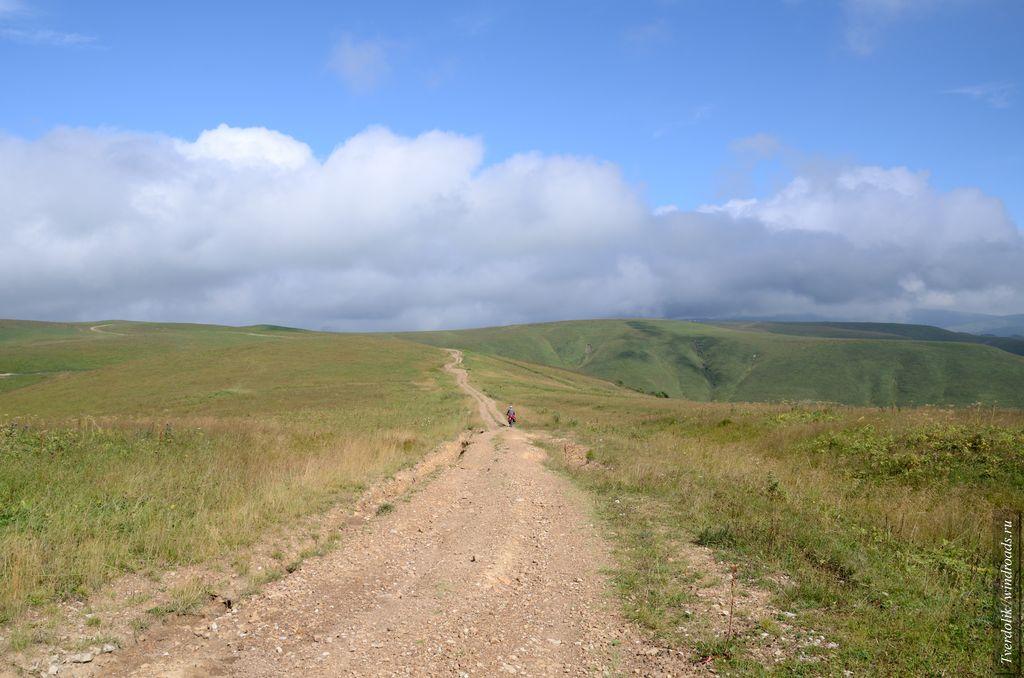 Путь - дорожка...